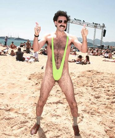 Borat Swimsuit
